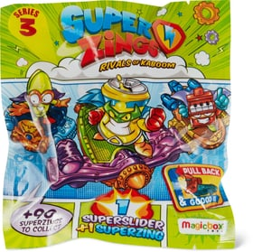 Superzings 3 24 Supersliders Figure giocattolo 747511600000 N. figura 1
