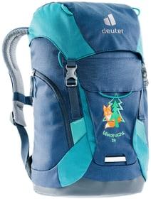 Waldfuchs 14 Kinder-Rucksack Deuter 466235500040 Grösse Einheitsgrösse Farbe blau Bild-Nr. 1