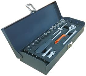 Serie chiavi a tubo 30 pz. Serie chiavi a tubo Do it + Garden 601471900000 N. figura 1