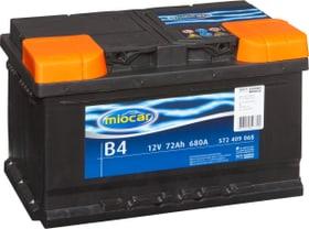 B4 72Ah Autobatterie Miocar 620428500000 Bild Nr. 1