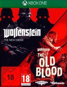 Xbox One - Wolfenstein: The New Order & The Old Blood D Box 785300132641 Bild Nr. 1