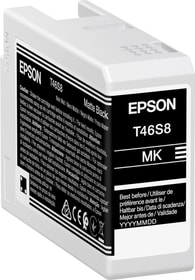 Tintenpatrone T46S800 matte black Tintenpatrone Epson 785300153425 Bild Nr. 1