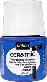 PÉBÉO Ceramic Keramikmalfarbe 11 Lavender 45ml Pebeo 663510001100 Farbe Lavendel Bild Nr. 1