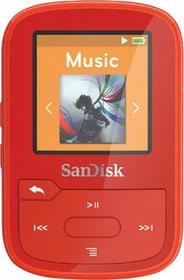 Clip Sport Plus 16GB - Rouge MP3 Player SanDisk 785300128712 Photo no. 1