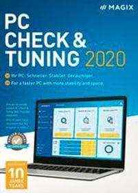 PC Check & Tuning 2020 [PC] (D) Physisch (Box) 785300147067 Bild Nr. 1