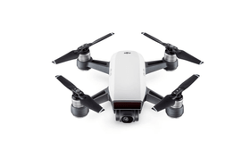 Spark Alpine White Drohne Dji 793826100000 Bild Nr. 1