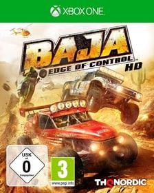 Xbox One - Baja: Edge of Control HD Box 785300122128 Photo no. 1