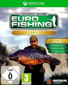 Xbox One - Euro Fishing Collector's Edition D Box 785300132137 Photo no. 1