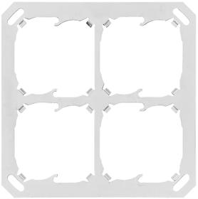 Quadruple Plaque de montage Mica for you 612244200000 Photo no. 1
