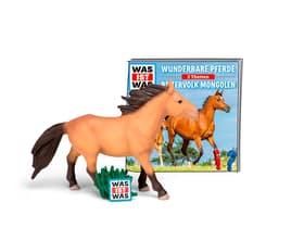 Tonies Hörbuch WAS IST WAS - Wunderbare Pferde/Reitervolk Mongolen  (DE) Hörbuch 747330400000 N. figura 1