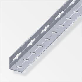 Winkel-Profil gleichschenklig 1.5 x 23.5 mm gelocht blank 1 m alfer 605124000000 Bild Nr. 1