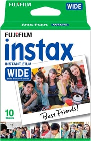 Instax Wide 1 x 10 Photos Instax Wide FUJIFILM 785300123589 Photo no. 1