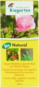 Natural, 200 ml Insektizid Andermatt Biogarten 658515200000 Bild Nr. 1