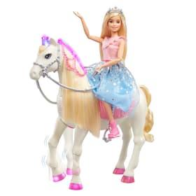 Princess Adventure Tanzendes Pferd und Puppe Puppenset Barbie 747949500000 Bild Nr. 1