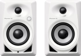 DM-40-W (1 Paio) - Bianco Altoparlante Pioneer DJ 785300134785 N. figura 1