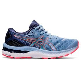 Gel Nimbus 23 Damen-Runningschuh Asics 465351637541 Grösse 37.5 Farbe Hellblau Bild-Nr. 1