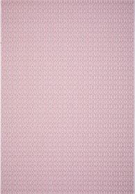 ILIAC Tapis 412024408038 Dimensions L: 80.0 cm x P: 150.0 cm Couleur rose Dimensions L: 80.0 cm x P: 150.0 cm Photo no. 1