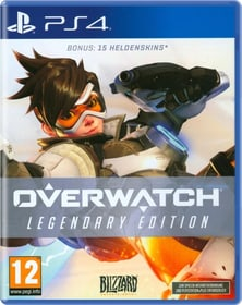 PS4 - Overwatch - Legendary Edition (D) Box 785300137419 Bild Nr. 1