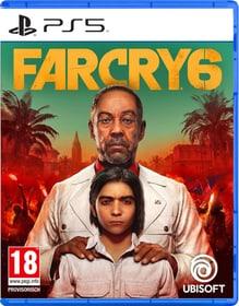 PS5 - Far Cry 6 Box 785300154855 Photo no. 1