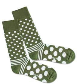 Dilly Socks Dot Stripe Nature T. 36-40 396130200000 N. figura 1