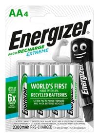 NiMH-Akku Extreme AA 2300mAh (4Stk.) Akku Batterie Energizer 704764300000 Bild Nr. 1