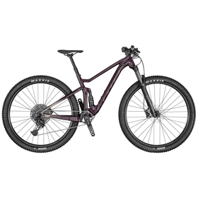 "Contessa Spark 930 29"" Mountainbike All Mountain Scott 463366500328 Farbe aubergine Rahmengrösse S Bild Nr. 1"