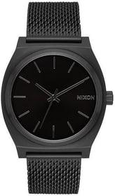 Time Teller Milanese All Black 37 mm Armbanduhr Nixon 785300137021 Bild Nr. 1