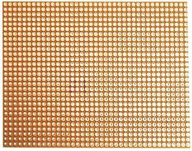 Plaque de circuit imprimé perforé 160 x 100 mm