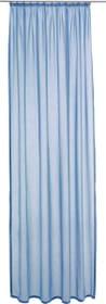 NEREA Rideau prêt à poser jour 430274721840 Dimensions L: 150.0 cm x H: 260.0 cm Couleur Bleu Photo no. 1