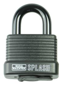 Lucchetto a cilindro Splash 470 45 Black SB Luchetti Burg-Wächter 614168500000 N. figura 1