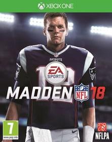 """Madden NFL 18 [XONE] (E)"""" Box 785300128670 N. figura 1"""