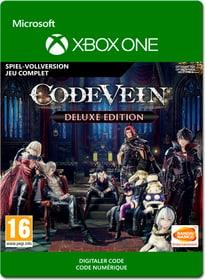Xbox One - Code Vein Deluxe Download (ESD) 785300147976 Photo no. 1