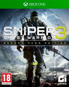 Xbox One - Sniper Ghost Warrior 3 Season Pass Edition Box 785300121932 N. figura 1