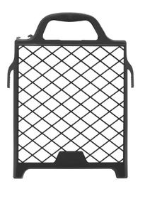 Abstreifgitter 27x29cm Kunststoff schwarz Color Expert 661917500000 Bild Nr. 1