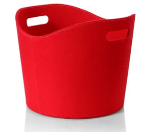 Panier Ø 39 cm rouge
