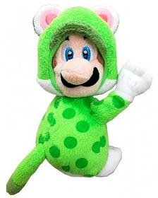 Nintendo: Luigi Cat Magnet - Peluche 785300155748 N. figura 1