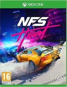 Xbox One - Need for Speed Heat Box 785300146548 Photo no. 1