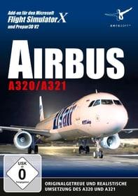 PC - Airbus A320/A321 (Add-On für FSX und Prepar3D V2) Box 785300127053 Photo no. 1