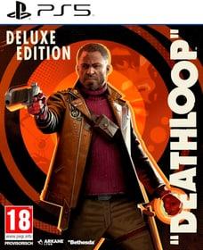 PS5 - Deathloop Deluxe Edition F Box 785300158826 N. figura 1