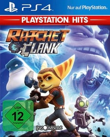 PS4 - Playstation Hits: Ratchet & Clank Box 785300137761 Photo no. 1