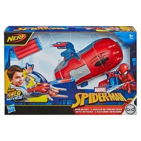 Spiderman Netz-Attacke Blaster Nerf 748666000000 Bild Nr. 1