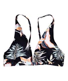 PT BEACH CLASSICS ELONGATE TRI Bikini Oberteil Roxy 468115500320 Grösse S Farbe schwarz Bild-Nr. 1