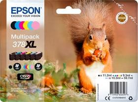 Multipack 378XL Tintenpatrone Tintenpatrone Epson 798548800000 Bild Nr. 1