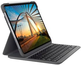"""Slim Folio Pro iPad Pro 11"""" 1st/2nd gen Keyboard-Case Logitech 798287700000 Bild Nr. 1"""