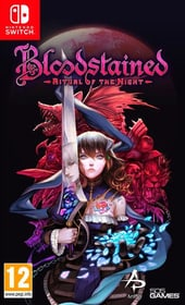 NSW - Bloodstained - Ritual of the Night D Box 785300144473 N. figura 1