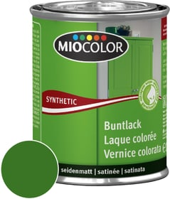 Synthetic Vernice colorata opaca Verde foglio 750 ml Miocolor 661437700000 Colore Verde foglio Contenuto 750.0 ml N. figura 1