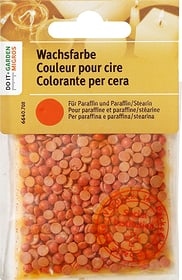 Wachsfrabe Orange 10Gr.