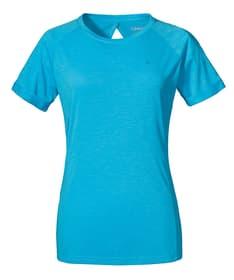 Boise 2 T-shirt à manches courtes pour femme Schöffel 465770903644 Couleur turquoise Taille 36 Photo no. 1