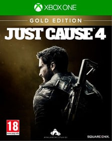 Xbox One - Just Cause 4 Gold Edition (D) Box 785300137783 Langue Allemand Plate-forme Microsoft Xbox One Photo no. 1