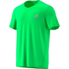 Fast Primeblue T-Shirt Laufshirt Adidas 470468600361 Grösse S Farbe Hellgrün Bild-Nr. 1